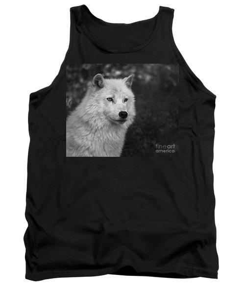 Mr. Arctic Wolf.. Tank Top
