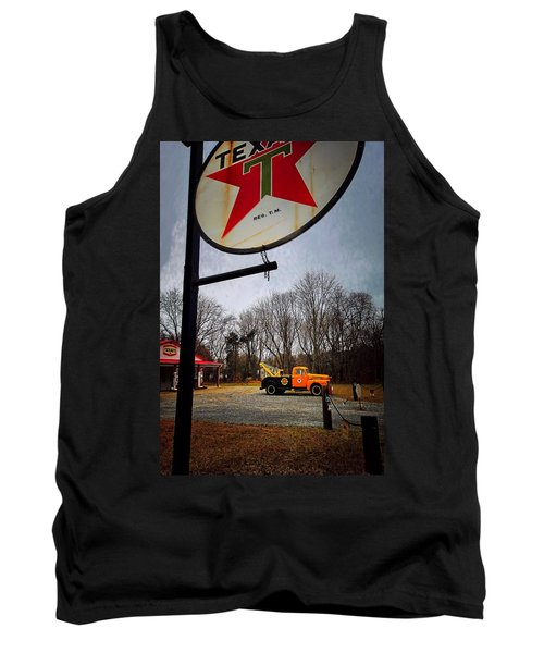 Mr. Towed's Magical Ride Tank Top