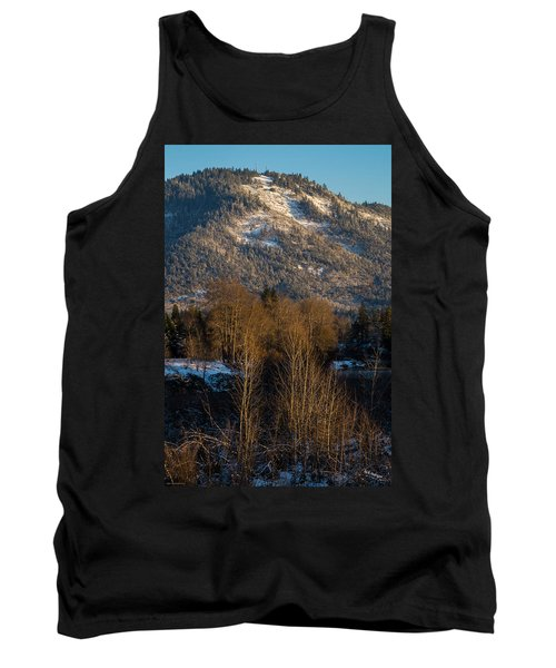 Mt Baldy Near Grants Pass Tank Top by Mick Anderson