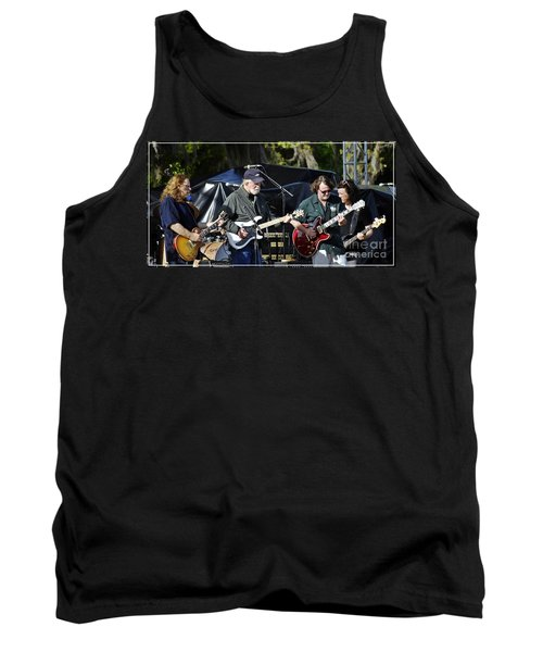 Mule And Widespread Panic - Wanee 2013 1 Tank Top