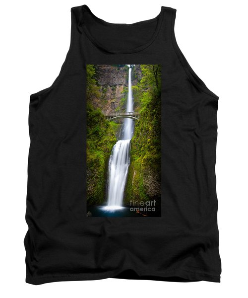 Multnomah Panorama Tank Top