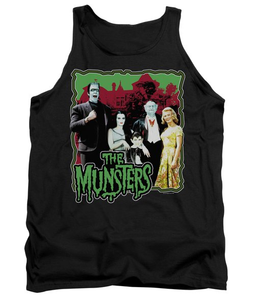 Munsters - Normal Family Tank Top