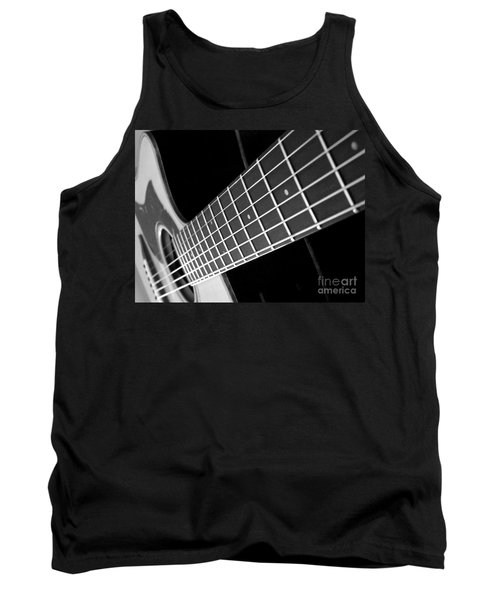 Tank Top featuring the photograph Music To My Soul by Andrea Anderegg
