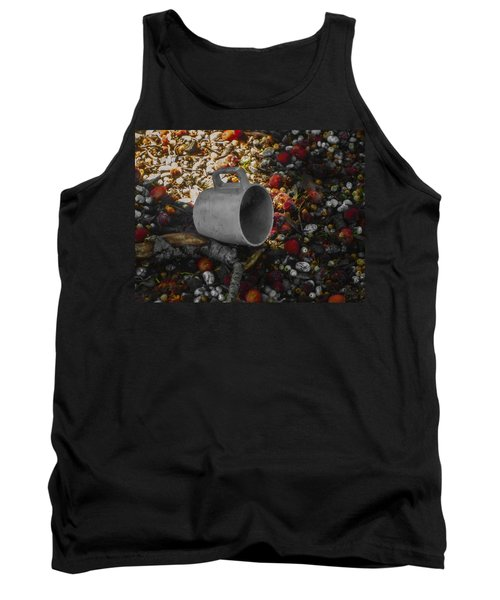 My Cup Falleth Over Tank Top by Steve Taylor