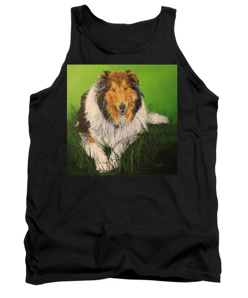 My Guardian  Tank Top by Wendy Shoults