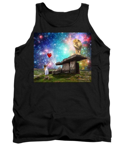 My Heart Belongs To You Tank Top