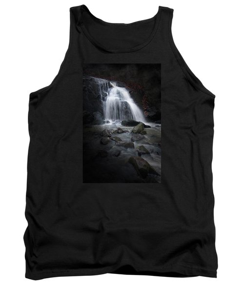 Mysterious Waterfall Tank Top