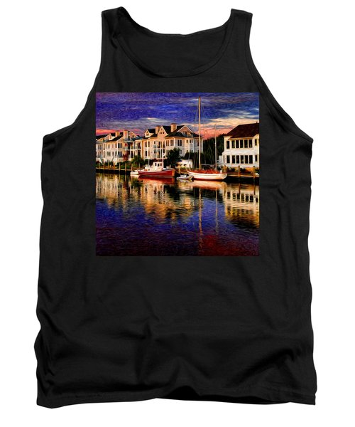 Mystic Ct Tank Top by Sabine Jacobs