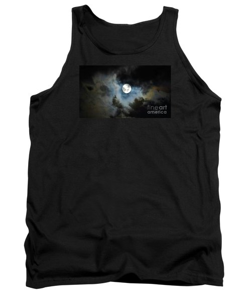 Mystical Clouds Tank Top