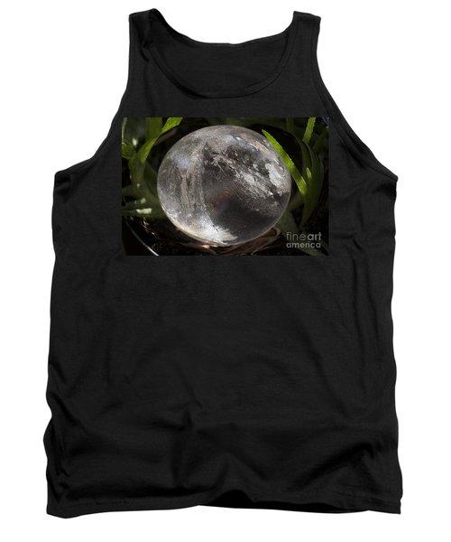 Mystical Crystal Sphere Tank Top