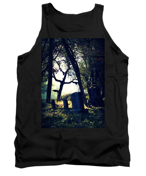 Tank Top featuring the photograph Mystical Fantasies by Melanie Lankford Photography