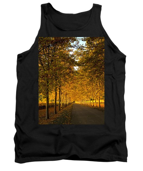 Napa Valley Fall Tank Top