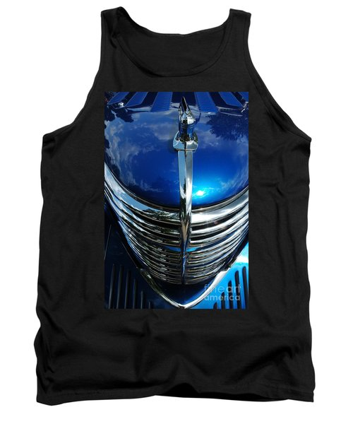 Tank Top featuring the photograph Nash by Christiane Hellner-OBrien
