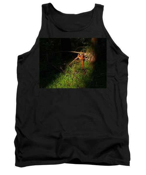 Tank Top featuring the photograph Natural Bands 2 by Evelyn Tambour