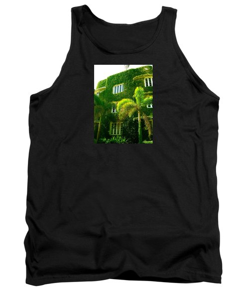Natural Ivy House Tank Top