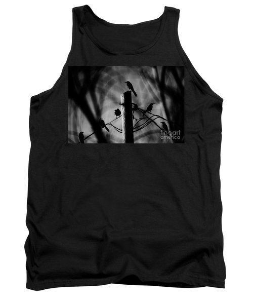 Tank Top featuring the photograph Nature In The Slums by Jessica Shelton