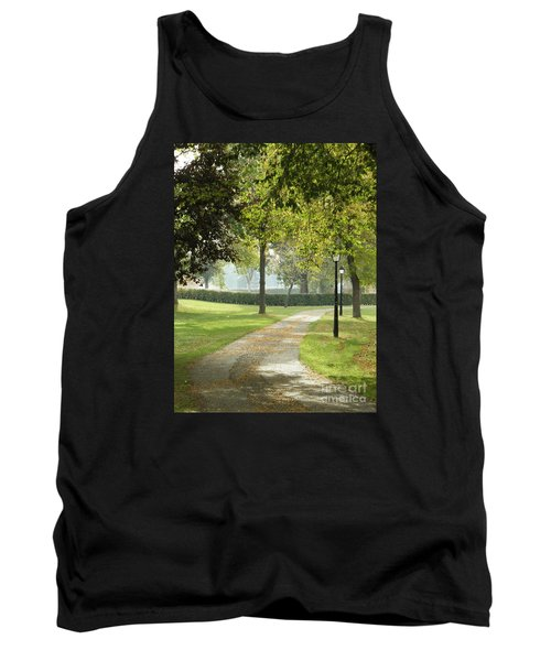 Nature's Path Tank Top