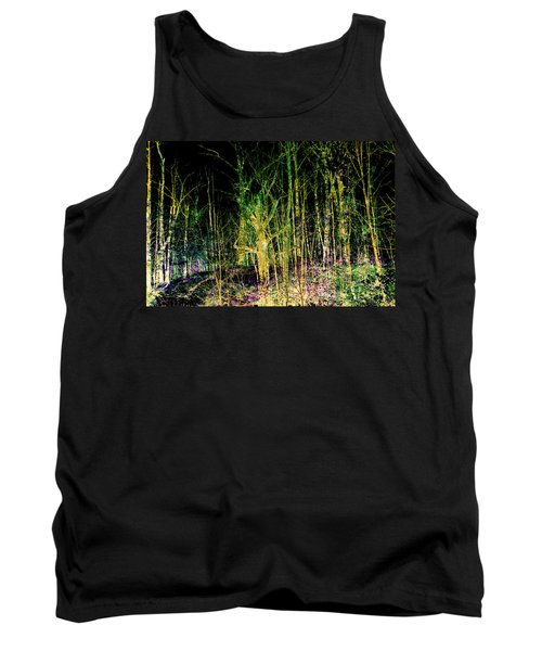 Negative Forest Tank Top