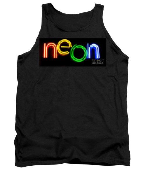 Neon Tank Top