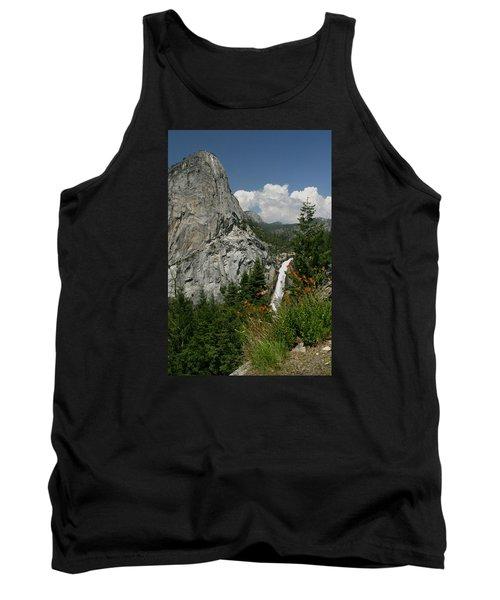 Nevada Falls Yosemite National Park Tank Top