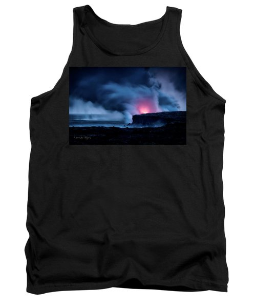 Tank Top featuring the photograph New Earth by Jim Thompson