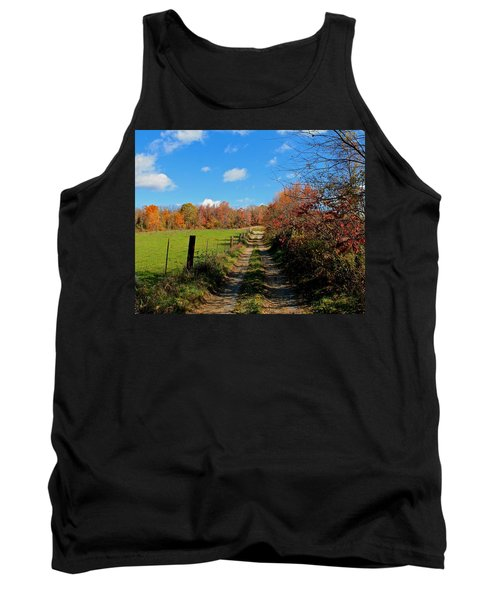 New England Farm Rota Springs Tank Top
