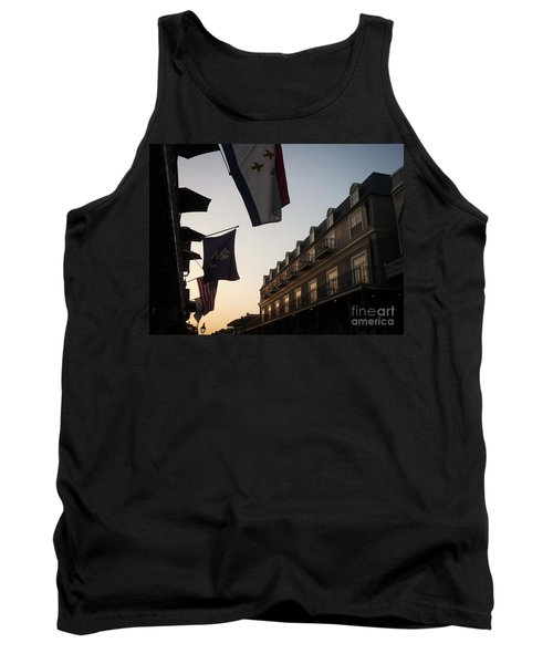Evening In New Orleans Tank Top