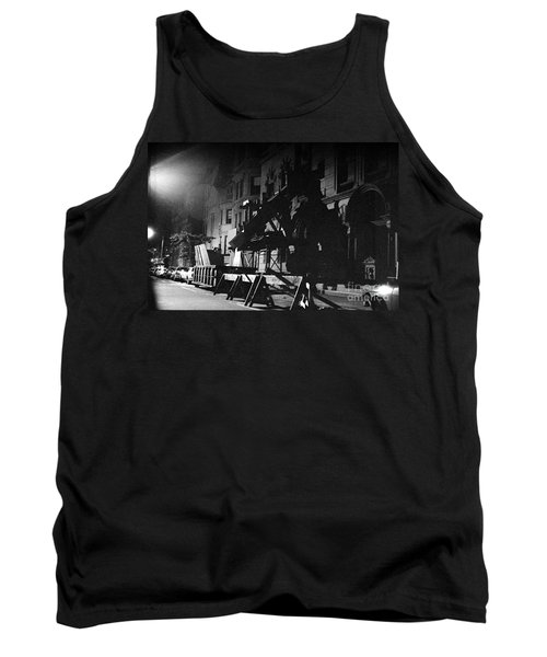 Tank Top featuring the photograph New York City Street by Steven Macanka