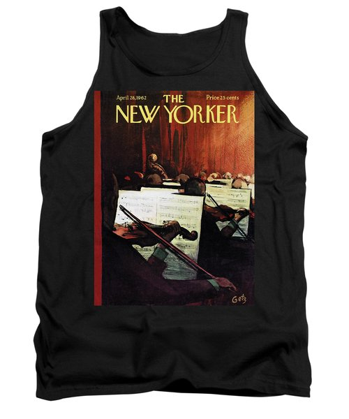 New Yorker April 28th, 1962 Tank Top