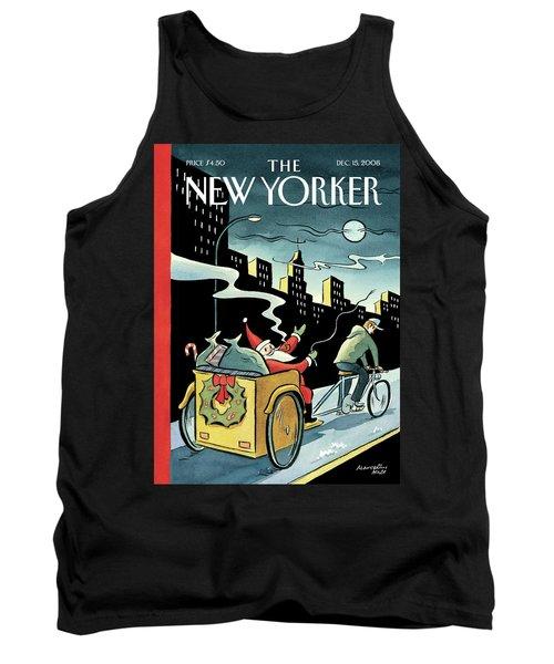 New Yorker December 15, 2008 Tank Top