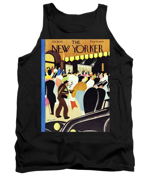 New Yorker February 28 1931 Tank Top