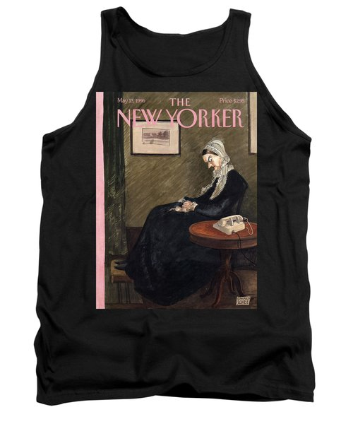 New Yorker May 13th, 1996 Tank Top