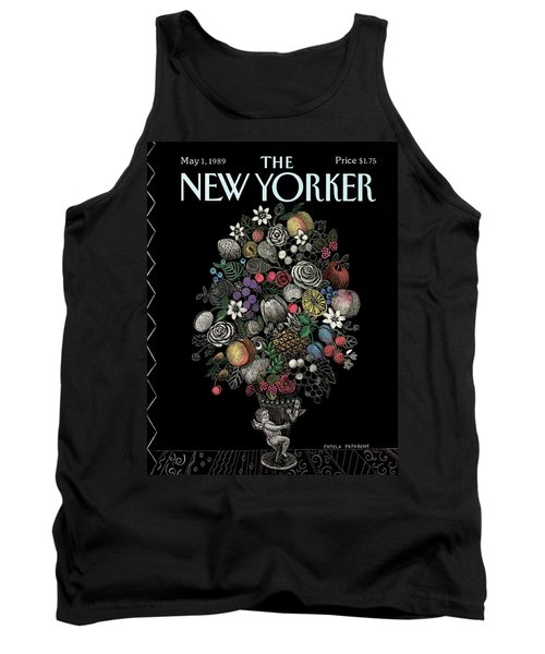 New Yorker May 1st, 1989 Tank Top