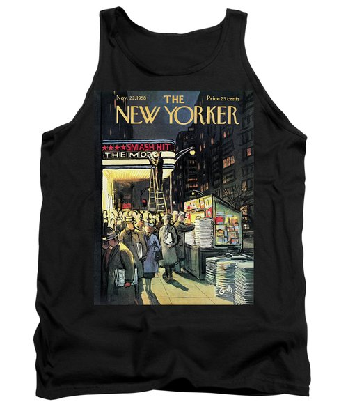 New Yorker November 22nd, 1958 Tank Top