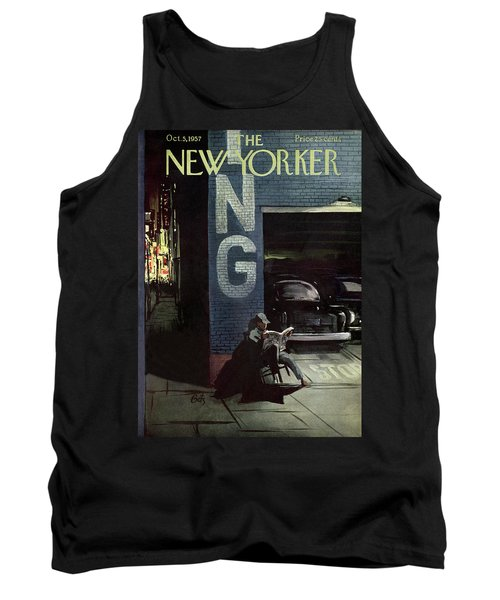 New Yorker October 5th, 1957 Tank Top