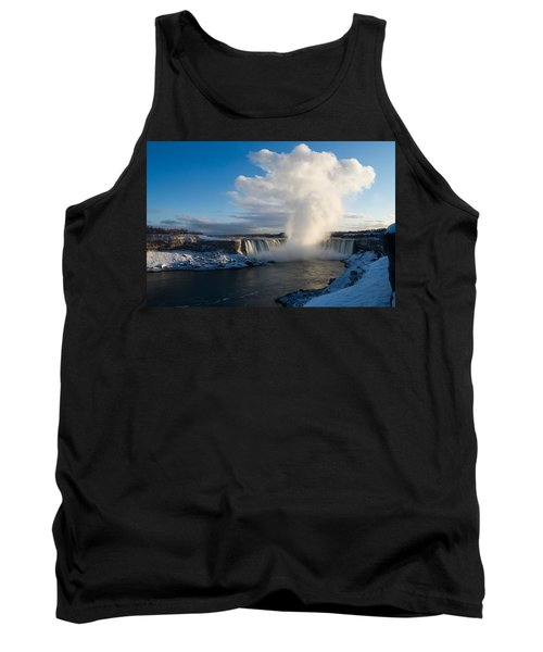 Niagara Falls Makes Its Own Weather Tank Top