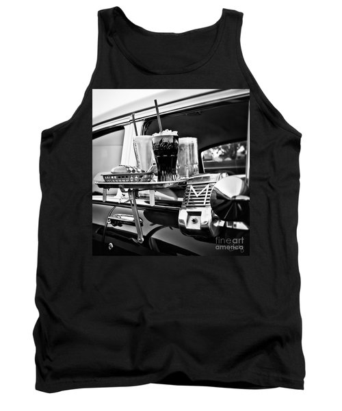 Night At The Drive-in Movies Tank Top
