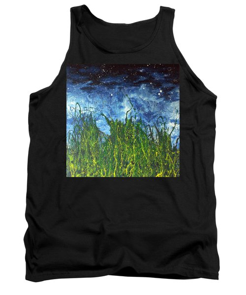Night Sky 2007 Tank Top