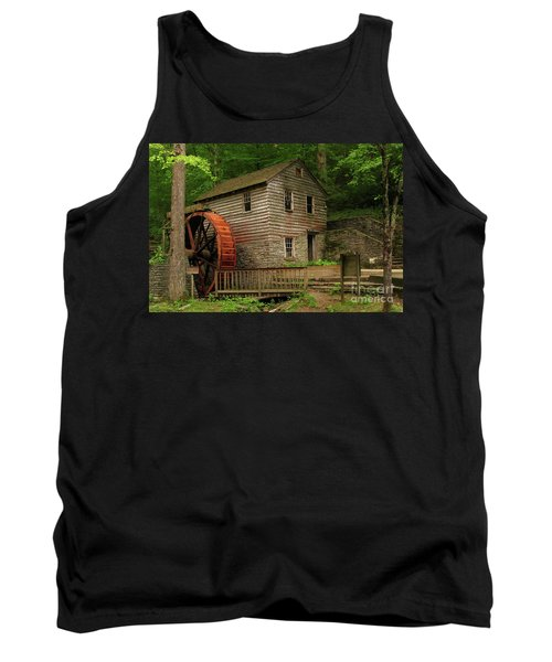 Rice Grist Mill Tank Top
