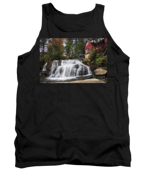 North Carolina Waterfall Tank Top