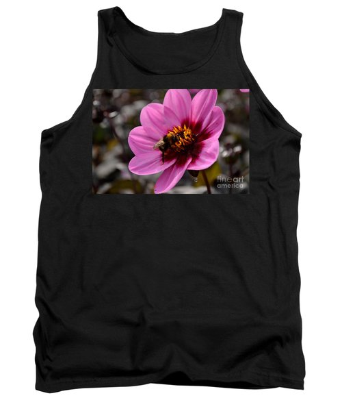 Nosy Bumble Bee Tank Top