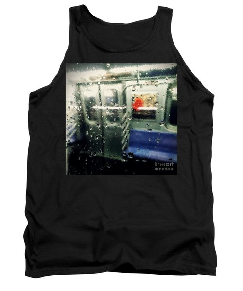 Tank Top featuring the photograph Not In Service by James Aiken