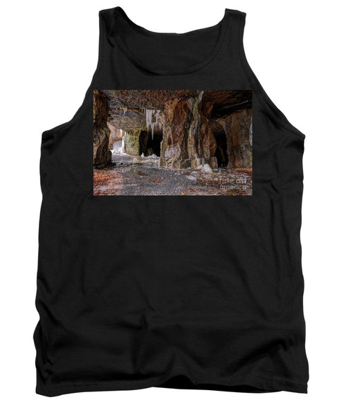 Obstacles Tank Top