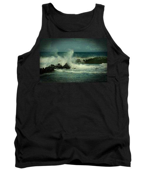 Ocean Impact - Jersey Shore Tank Top