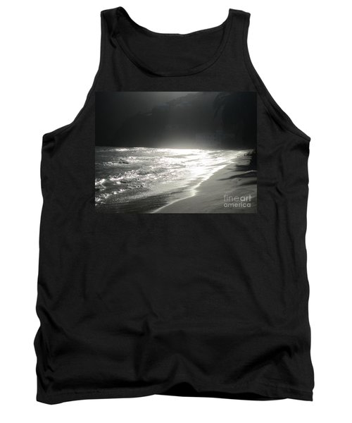 Ocean Smile Tank Top by Fiona Kennard