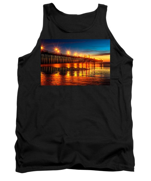 Oceanside Pier 2 Tank Top
