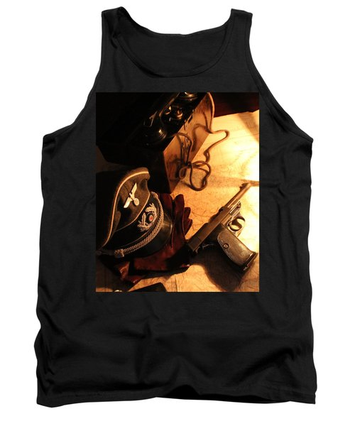 Officer's Option   Tank Top