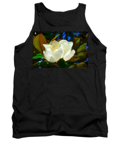 Oh Sweet Magnolia Tank Top by Debra Martz