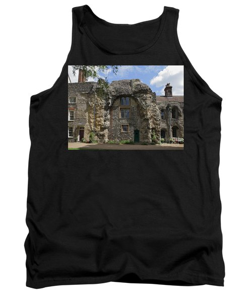 Old Abbey Ruins At Bury St Edmunds Tank Top