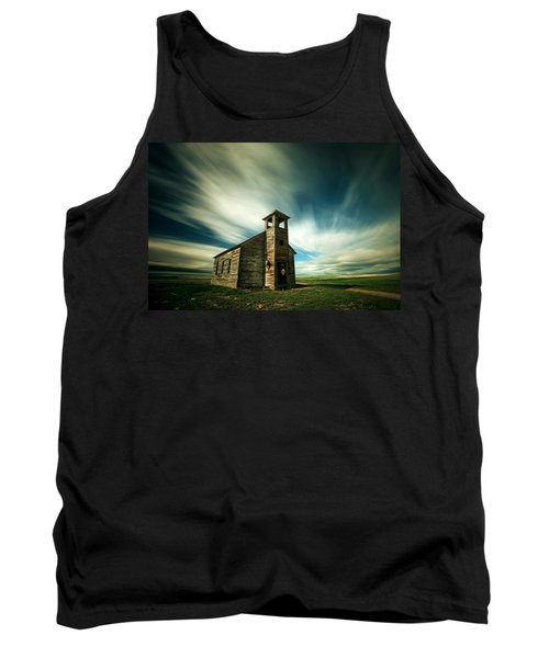 Old Cottonwood Church Tank Top